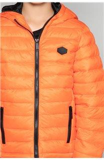 Puffy Jacket SUNSHINE Boy W19644B (47391) - DEELUXE-SHOP