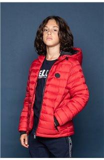 Puffy Jacket SUNSHINE Boy W19644B (47392) - DEELUXE-SHOP
