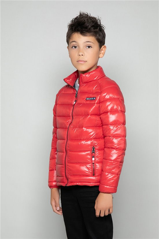 Puffy Jacket Puffy Jacket WAZZA Boy W19645B (47397) - DEELUXE-SHOP