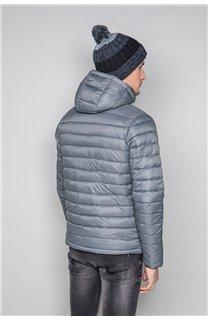Puffy Jacket Puffy Jacket SUNSHINE Man W18644 (47423) - DEELUXE-SHOP