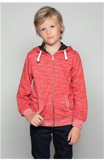 Sweatshirt Sweatshirt NEWSTEP Boy W18552B (47460) - DEELUXE-SHOP