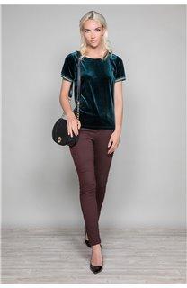 T-shirt YOLLANA Woman W19101W (47471) - DEELUXE-SHOP