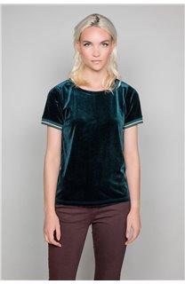 T-shirt YOLLANA Woman W19101W (47472) - DEELUXE-SHOP