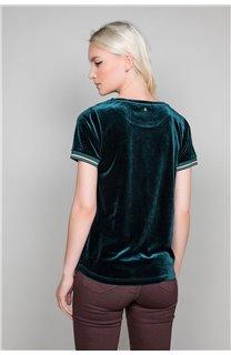 T-shirt YOLLANA Woman W19101W (47473) - DEELUXE-SHOP