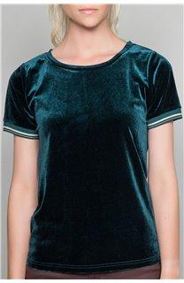 T-shirt YOLLANA Woman W19101W (47474) - DEELUXE-SHOP