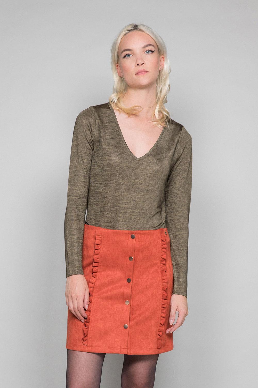 T-shirt ABY Woman W19103W (47475) - DEELUXE-SHOP