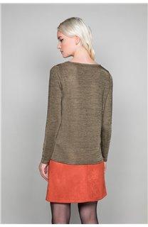 T-shirt ABY Woman W19103W (47478) - DEELUXE-SHOP