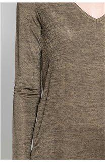 T-shirt ABY Woman W19103W (47479) - DEELUXE-SHOP