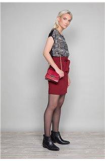 T-shirt LUCINDA Woman W19105W (47491) - DEELUXE-SHOP