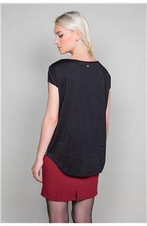 T-shirt LUCINDA Woman W19105W (47493) - DEELUXE-SHOP