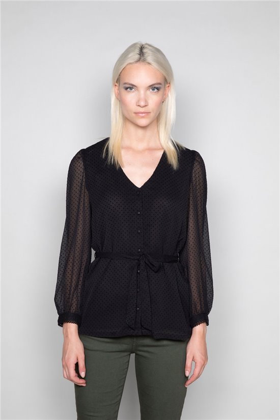 Blouse Blouse TANYA Woman W19408W (47510) - DEELUXE-SHOP