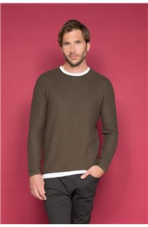Sweater ERWIN Man W19304 (47611) - DEELUXE-SHOP