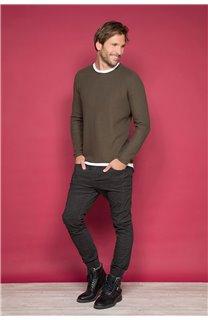 Sweater ERWIN Man W19304 (47612) - DEELUXE-SHOP