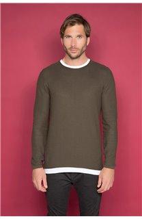 Sweater ERWIN Man W19304 (47613) - DEELUXE-SHOP