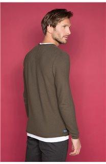 Sweater ERWIN Man W19304 (47614) - DEELUXE-SHOP