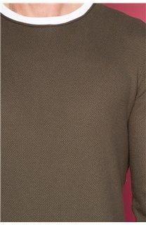 Sweater ERWIN Man W19304 (47615) - DEELUXE-SHOP