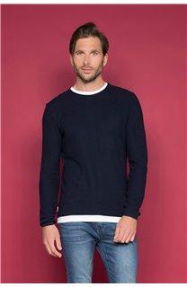 Sweater ERWIN Man W19304 (47616) - DEELUXE-SHOP