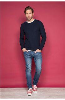 Sweater ERWIN Man W19304 (47617) - DEELUXE-SHOP