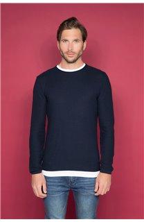 Sweater ERWIN Man W19304 (47618) - DEELUXE-SHOP