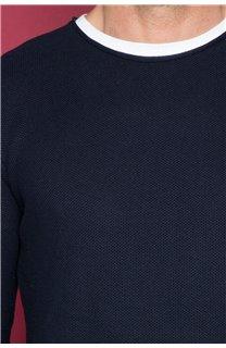 Sweater ERWIN Man W19304 (47620) - DEELUXE-SHOP
