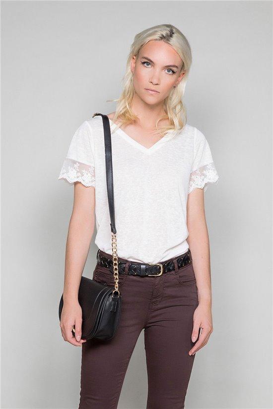 T-shirt DIVINE Woman W19122W (47661) - DEELUXE-SHOP