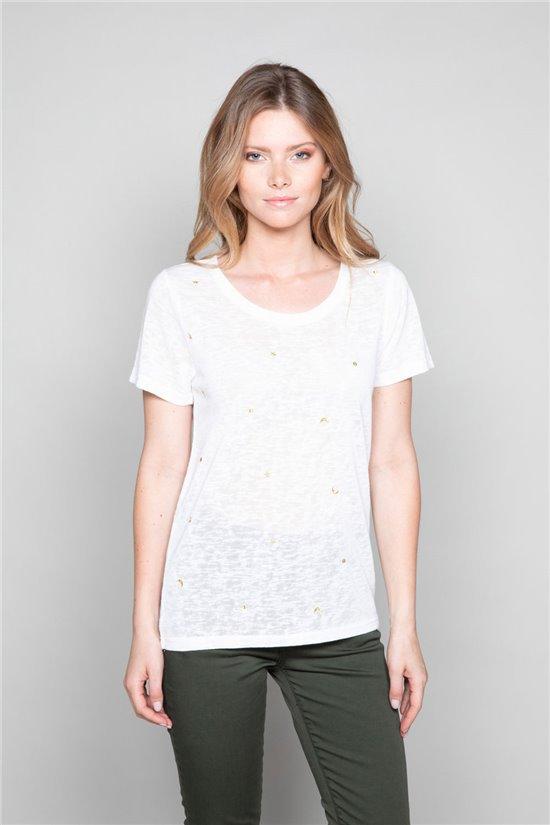 T-shirt T-shirt MARCIA Woman W19123W (47666) - DEELUXE-SHOP
