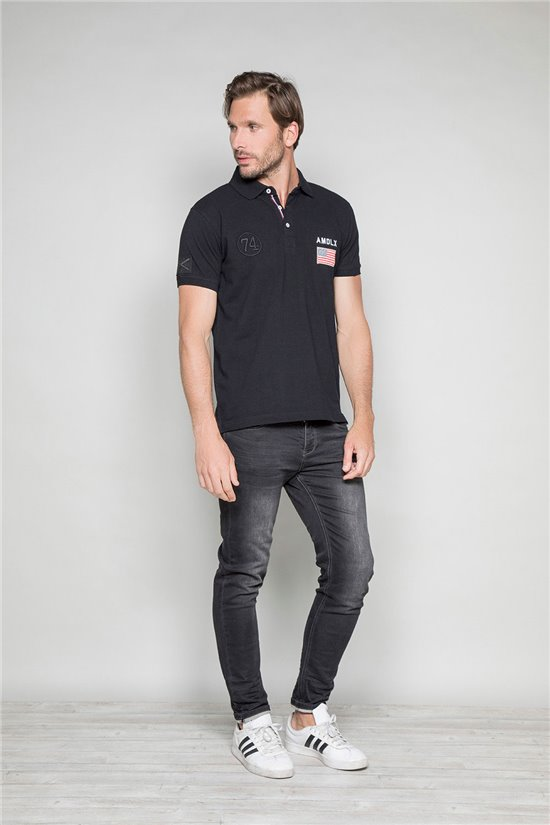 Polo shirt Polo shirt DRISKY Man W19231 (47746) - DEELUXE-SHOP