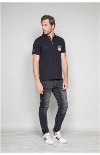 Polo shirt Polo shirt DRISKY Man W19231 (47747) - DEELUXE-SHOP