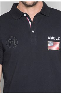 Polo shirt Polo shirt DRISKY Man W19231 (47750) - DEELUXE-SHOP