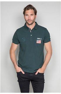 Polo shirt Polo shirt DRISKY Man W19231 (47751) - DEELUXE-SHOP