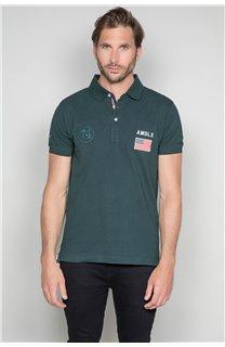 Polo shirt Polo shirt DRISKY Man W19231 (47753) - DEELUXE-SHOP