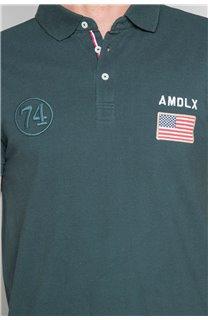 Polo shirt Polo shirt DRISKY Man W19231 (47755) - DEELUXE-SHOP