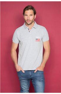 Polo shirt Polo shirt DRISKY Man W19231 (47756) - DEELUXE-SHOP