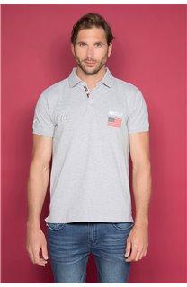 Polo shirt Polo shirt DRISKY Man W19231 (47758) - DEELUXE-SHOP
