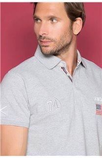 Polo shirt Polo shirt DRISKY Man W19231 (47760) - DEELUXE-SHOP