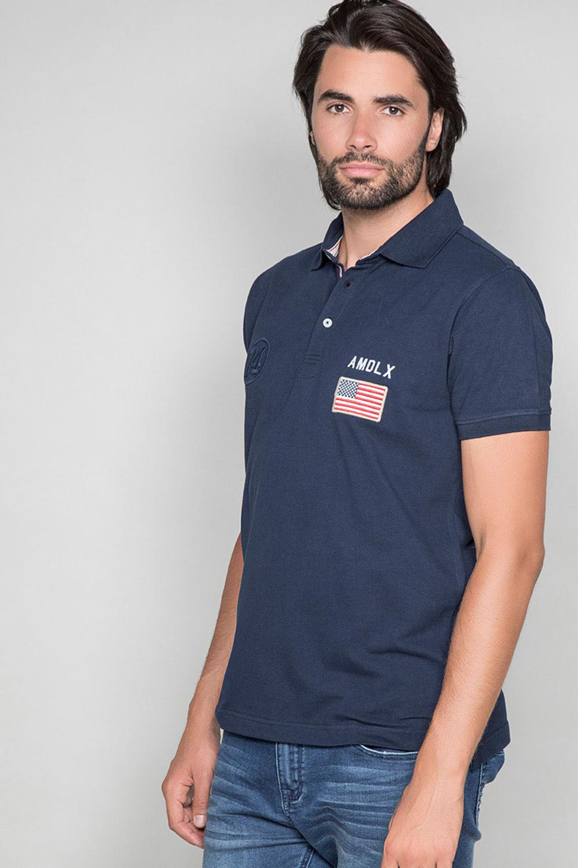 Polo shirt Polo shirt DRISKY Man W19231 (47761) - DEELUXE-SHOP