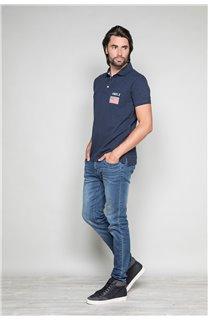 Polo shirt Polo shirt DRISKY Man W19231 (47762) - DEELUXE-SHOP