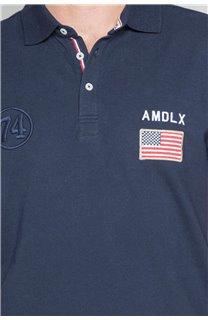 Polo shirt Polo shirt DRISKY Man W19231 (47765) - DEELUXE-SHOP