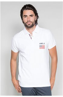 Polo shirt Polo shirt DRISKY Man W19231 (47766) - DEELUXE-SHOP