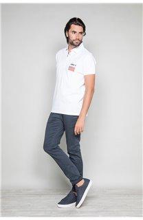 Polo shirt Polo shirt DRISKY Man W19231 (47767) - DEELUXE-SHOP