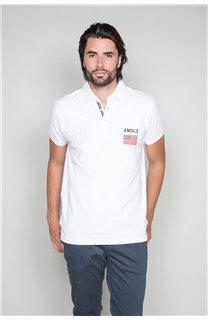 Polo shirt Polo shirt DRISKY Man W19231 (47768) - DEELUXE-SHOP