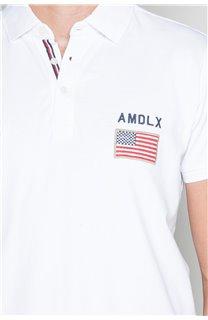 Polo shirt Polo shirt DRISKY Man W19231 (47770) - DEELUXE-SHOP