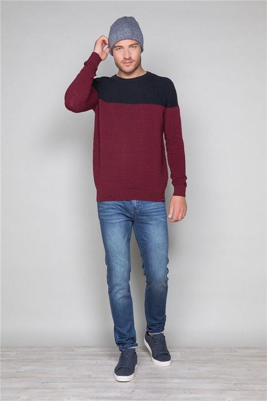 Sweater BROOK Man W19320 (47790) - DEELUXE-SHOP