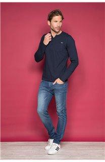 T-shirt CHANGER Man W19161 (47820) - DEELUXE-SHOP
