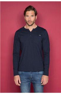 T-shirt CHANGER Man W19161 (47821) - DEELUXE-SHOP