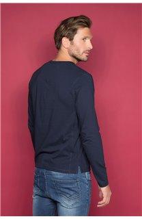 T-shirt CHANGER Man W19161 (47822) - DEELUXE-SHOP