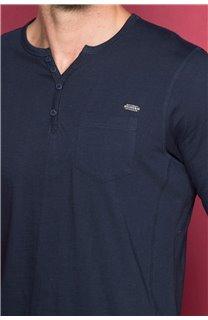 T-shirt CHANGER Man W19161 (47823) - DEELUXE-SHOP