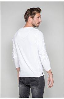 T-shirt CHANGER Man W19161 (47827) - DEELUXE-SHOP