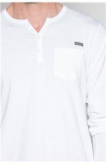 T-shirt CHANGER Man W19161 (47828) - DEELUXE-SHOP