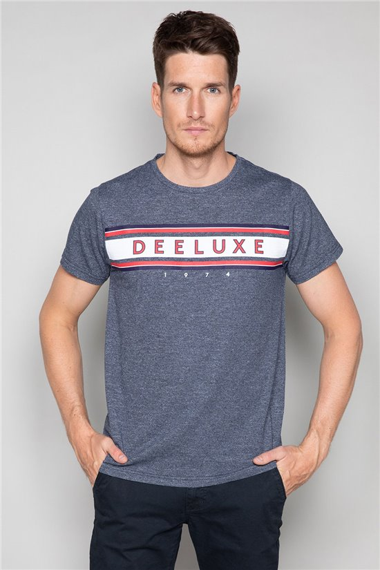 T-shirt PAZZY Man W19114 (47829) - DEELUXE-SHOP
